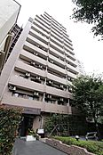 都営三田線「本蓮沼」駅より徒歩5分。総戸数171戸の大規模マンションです。