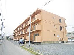 茨城県ひたちなか市大字金上の賃貸アパートの外観