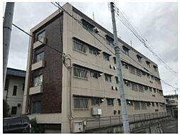 第一山崎ハイツ[1階]の外観