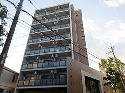 猪名寺パークマンションI[5階]の外観