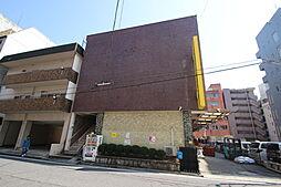 広島県広島市中区橋本町の賃貸マンションの外観