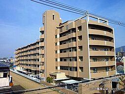 大阪府東大阪市吉田4丁目の賃貸マンションの外観