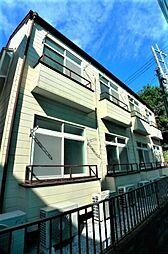 坂戸プチガーデン[2階]の外観