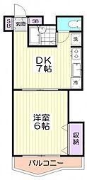 10375[3階]の間取り