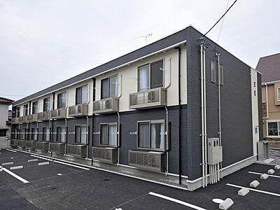 外観,1K,面積23.61m2,賃料4.2万円,,,愛媛県松山市余戸中3丁目8-37