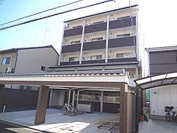 サクシード西陣[306号室]の外観