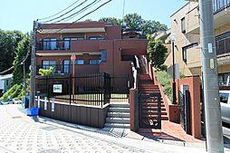 愛知県名古屋市名東区植園町1丁目の賃貸マンションの外観