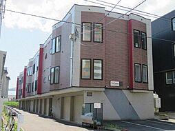 J・s  court東札幌[1階]の外観
