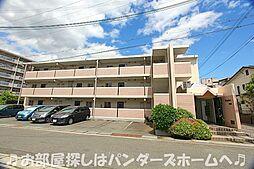 大阪府枚方市南船橋2丁目の賃貸マンションの外観