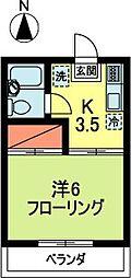 チコチコの家パートII[1階]の間取り