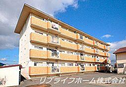徳島県板野郡藍住町笠木字西野の賃貸マンションの外観