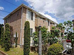 千葉県船橋市三咲4丁目の賃貸アパートの外観