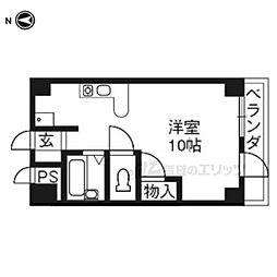 中書島駅 5.4万円