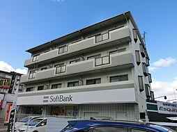 大阪府茨木市東太田1丁目の賃貸マンションの外観