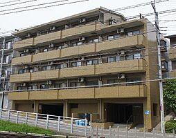 神奈川県川崎市高津区梶ケ谷1丁目の賃貸マンションの外観