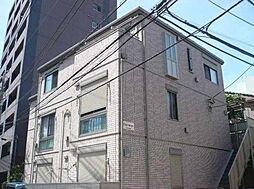 東京都調布市小島町2の賃貸アパートの外観