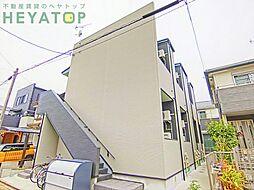 愛知県名古屋市南区堤町4の賃貸アパートの外観