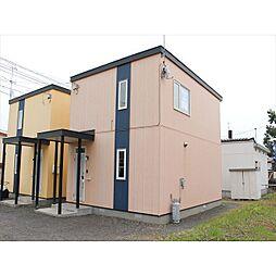 [一戸建] 北海道北見市とん田西町 の賃貸【/】の外観