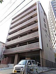 福岡県福岡市中央区小笹3丁目の賃貸マンションの外観