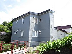 中野アパート[1階]の外観