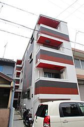 愛知県名古屋市南区柴田町3丁目の賃貸アパートの外観
