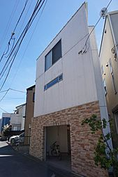 [一戸建] 神奈川県茅ヶ崎市若松町 の賃貸【/】の外観