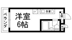 MLA香里園II[0206号室]の間取り