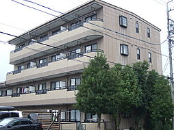 グランソレイユ水広[2階]の外観
