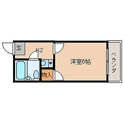 西観音町駅 2.0万円