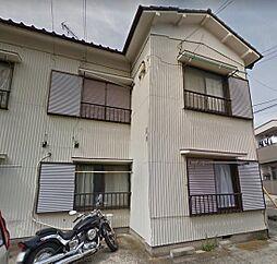 ハイツ大倉山[202号室]の外観