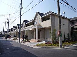 [タウンハウス] 大阪府八尾市東山本町1丁目 の賃貸【/】の外観