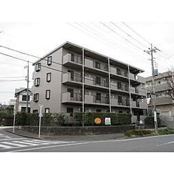ボヌール西ヶ岡[4階]の外観