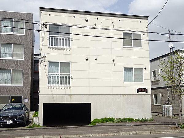 アベニュー南麻生 3階の賃貸【北海道 / 札幌市北区】