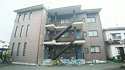 静岡県静岡市葵区羽鳥2丁目の賃貸アパートの外観