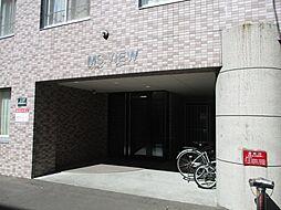 マンションビュー[4階]の外観