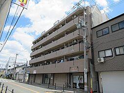 大阪府大阪市生野区巽中3丁目の賃貸マンションの外観