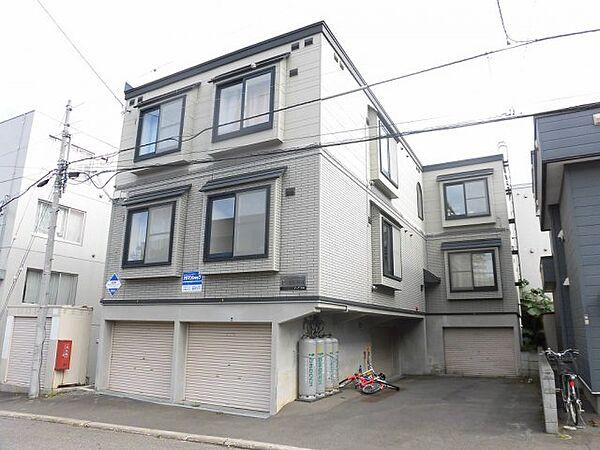 春のワンコインCP対象ピュアN11 3階の賃貸【北海道 / 札幌市東区】
