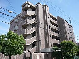 大阪府豊中市中桜塚5丁目の賃貸マンションの外観