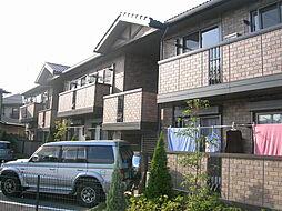 兵庫県伊丹市鈴原町5丁目の賃貸アパートの外観