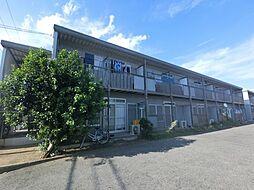 千葉県市原市君塚5丁目の賃貸アパートの外観