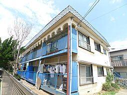 田中荘I[202号室]の外観