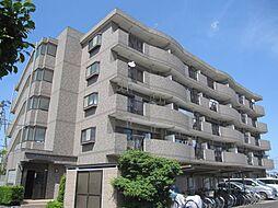 東京都東大和市立野2丁目の賃貸マンションの外観