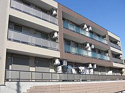 クロシェットB棟[3階]の外観