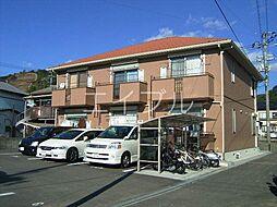 高知県高知市万々の賃貸アパートの外観