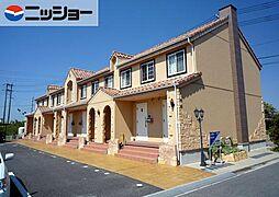 [タウンハウス] 三重県四日市市末永町 の賃貸【/】の外観