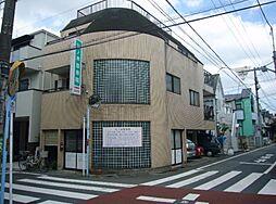 東京都杉並区松ノ木2丁目の賃貸マンションの外観