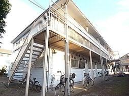 コーポ寿江[108号室]の外観