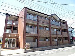 埼玉県春日部市備後西3の賃貸マンションの外観