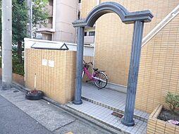 愛知県名古屋市中川区西日置2丁目の賃貸アパートの外観