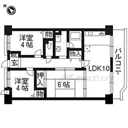淀駅 6.5万円